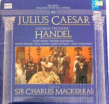 "Julius Caesar English National Opera Pioneer 12"" Video Laser Disc - 1995"