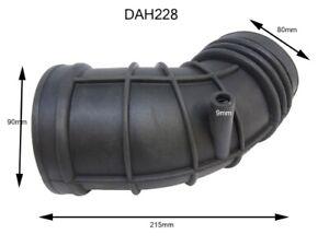 Dayco Air Intake Hose DAH228 fits BMW 3 Series 330 Ci (E46) 170kw, 330 i (E46...