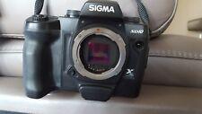 Sigma SD 10 guter Zustand mit Objektiv SIGMA ZOOM 18-50 mm