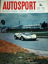Porsche Car Sales Brochures 1965