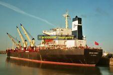 mc0526 - Turkish Cargo Ship - Orhan Ekinci , built 1982 - photo 6x4