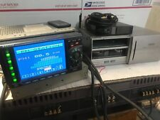 """OLD SCHOOL CLARION Max 2256 DOUBLE DIN 5"""" CD AM/FM CASSETTE with cd changer"""
