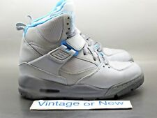 Nike Air Jordan Flight 45 TRK Stealth Grey Photo Blue Sneakerboot GS 2012 sz 4Y