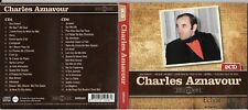 DOUBLE CD DIGIPACK 36 TITRES CHARLES AZNAVOUR COLLECTION SOUVENIRS BEST OF 2010