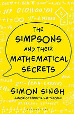 The Simpsons and Their Mathematical Secrets by Dr. Simon Singh (Paperback, 2014)