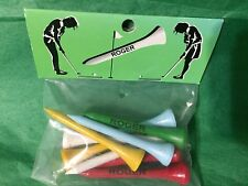 Set of 10 Golf Tees Personalized ROGER Stocking Stuffer Office Gift