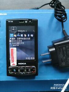 Nokia N Series N95 8G- Black (Unlocked) 3G GSM WCDMA Smartphone