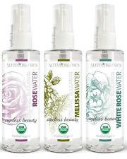 Alteya Organic Bulgarian White Rose Water Spray 100ml - 100 USDA Certified Pure