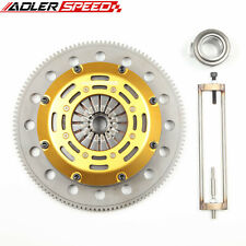 ADLERSPEED RACING CLUTCH TWIN DISK FOR LANCER EVO EVOLUTION 4 5 6 7 8 9