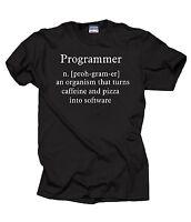 Programmer T-Shirt Gift For Programmer Tee Shirt