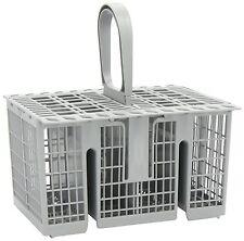 Genuine Hotpoint Indesit Dishwasher Grey Cutlery Basket