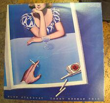 LP Terry Herman Trio Blue Stardust PCM-DIGITAL RECORDING  DENON