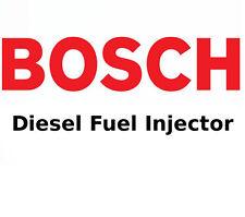 BMW 3 5 Series E39 E46 BOSCH Diesel Nozzle Fuel Injector 2.0L D 1998-2005