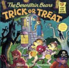 Berenstain Bears TRICK OR TREAT (Brand New Paperback) Jan and Stan Berenstain