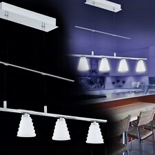Lampe suspension Design Luminaire Lampe pendante Plafonnier Verre Lustre 133932
