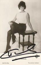 Autographe Original: CLAUDIA CARDINALE / Vintage.