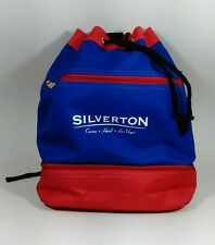 Silverton Casino & Hotel Las Vegas Canvas & Insulated Cooler Bag Backpack
