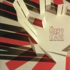 Cooper Temple Clause - Make This Your Own CD NEU