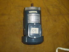 GE Industrial DC Electric Motor 1/2hp 1725rpm 180v