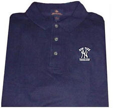 NEW YORK YANKEES BLUE POLO SHIRTS  size Medium