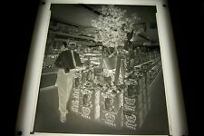#1180 PHOTO NEGATIVE - 1967 PILGRIM LIQUOR STORE - MILWAUKEE WI