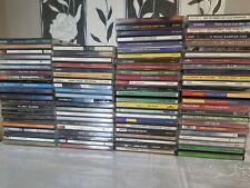 CD Sammlung, 89 CDs aus Rock und Pop, nur Alben und Sampler