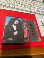 Cher Self Titled Cassette Tape