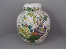 Masons Pottery Jars