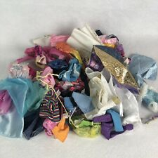 Barbie Doll Clothing Lot 50 Pcs Disney Princess Dress Mixed set