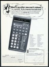 1977 Navitronic 16 calculator flight computer photo Specialized vintage print ad