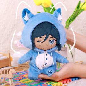 Genshin Impact Kaeya Cute Plush Dress up Doll Stuffed Toy Gift 20cm Limited