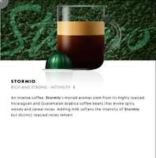 VERTUO -LINE: 30 X Mug (230ML) Vertuo Nespresso Coffee Pods (READ)