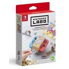 Nintendo switch Labo set Personalizzazione