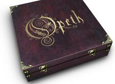 OPETH: SORCERESS DELUXE WOODEN BOX SET - VINYL 2LP,  CD DIGI & MORE (LIM. 2000)