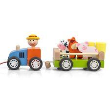 Madera Para Tirar Tractor