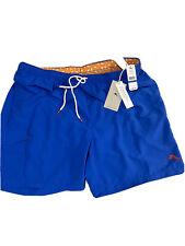 Mens Tommy Bahama Board Shorts Swim Trunks Naples Coast Santorini Blue XL