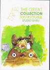 DVD Japanese Anime The Great Collection Studio Ghibli English Dub