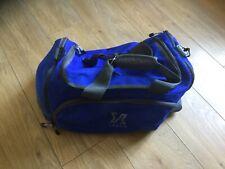 Small blue sports bag