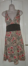 Fabulous Summer Dress from Patagonia, Organic Cotton, size L (12/14), ex cond.