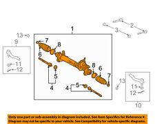 TOYOTA OEM-Rack And Pinion Complete Unit 4420048090