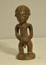 African Statue Tabwa Male Congo Ritual Ceremonial Male Statue