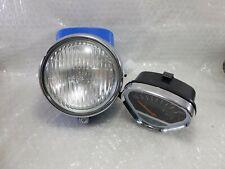 HONDA S90 SS50 CS50 CF50 CF70 CL70 SL90 HEAD LIGHT+SPEEDOMETER+CASE *M-BLACK V