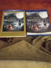 An American Werewolf in London (Blu-ray Disc, 2009) W/ Rare Slipcover!