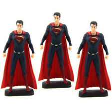Lot3pcs DC Comics SUPERMAN MAN OF STEEL 3.5in. ACTION FIGURE Toys Collection