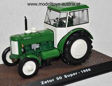 Zetor 50 Super 1966 grün 1:32