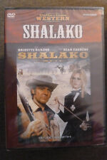 DVD western shalako neuf emballé 1968 avec brigitte bardot sean connery