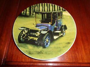 Lovely Vintage Car Plate #4