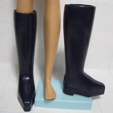 "Modern Skipper 10"" Doll barbie Sister Clothes-TALL PLUM EQUESTRIAN SQUARE BOOTS"