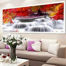 Large 5D Diamond Painting Embroidery Stitch Kit Craft Art Living Room Home Decor