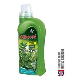 Fertilizer For Potted Green Plants, Beautiful Green Leaves, Mineral Gel 250ml